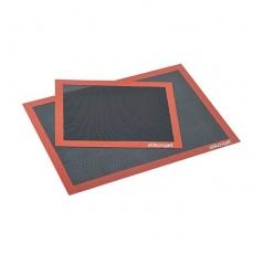 Перфорированный силиконовый коврик для выпечки Silikomart, 595*395 мм 2