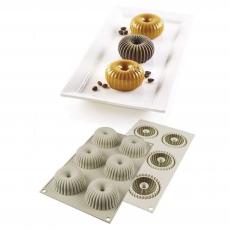 Форма для десертов MINI RAGGIO Silikomart 510 мл
