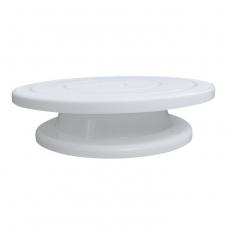 Крутящаяся подставка Cake&Pie Пластиковая стандартна 27,5 см