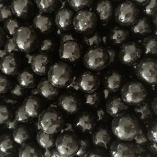 Драже Черные глянцевые 10 мм 100 гр