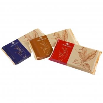 Чёрный шоколад в плитках 72% Ariba Fondente Италия 2.5 кг