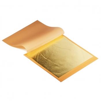 Сусальное золото Германия 1 лист 16х16 см