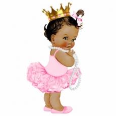 Вафельная картинка A4 Ту Ту куклы