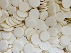 Глазурь кондитерская белая в дропсах 500 гр