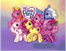 Вафельная картинка A4 My little Pony