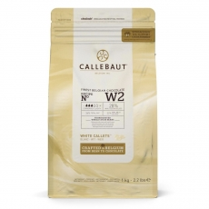 Шоколад Barry Callebaut W2 28% белый 500 гр развес
