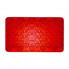 Силиконовая форма для мини желе Сердечки геометрические