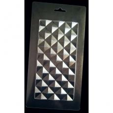 Пластиковая форма для шоколада Cake&Pie Пирамида 120х230 мм