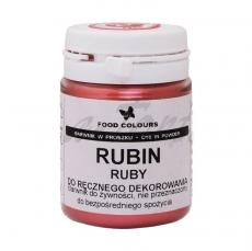 Кандурин Food Colours Рубин 20 гр