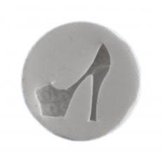 Силиконовый молд туфелька