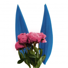Силиконовый молд лепесток лилии 2