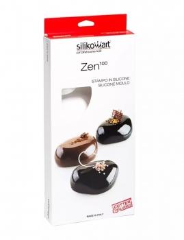 Форма для десертов ZEN 100 Silikomart