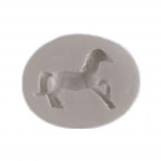 Силиконовый молд бегущая лошадка 1