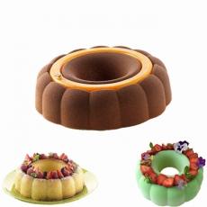 Силиконовая форма для евро-десертов Buc