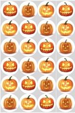Вафельная картинка A4 Хэллоуин 10