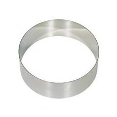 Кольцо для формирования десертов d=24 см h-15 см