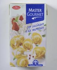Сливки кондитерские Master Gourmet 26.5% 1 л