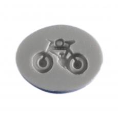 Силиконовый молд велосипед