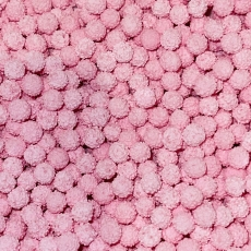 Драже Мимоза розовая 8 мм 100 гр развес Италия