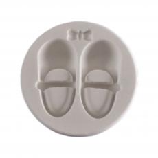 Силиконовый молд детские сандалики 2