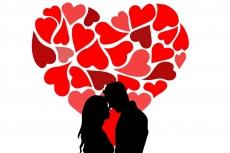 Вафельная картинка A4 День святого Валентина №23