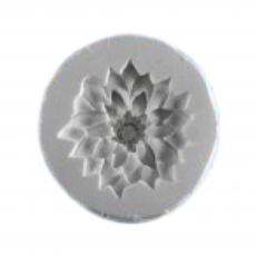 Силиконовый молд хризантема 22