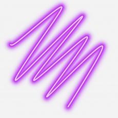 Пищевой неоновый порошок фиолетовый 2 гр развес Германия