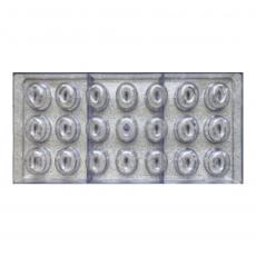 Форма поликарбонат для конфет Бублики