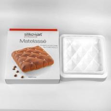 Форма для десертов MATELASSE Silikomart