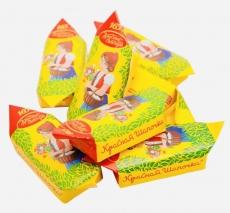 Шоколадные конфеты Красная Шапочка +/-100 гр (развес)