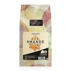 Шоколад Valhorna со вкусом миндаля Inspiration Amande 50 гр развес