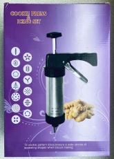 Пресс для изготовления печенья с насадками