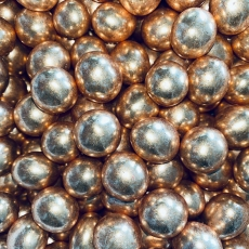 Фундук в золоте 50 гр Италия развес