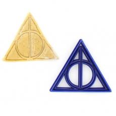 Вырубка для пряников Гарри Поттер (7 х 8 см)