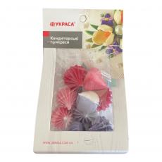 Меренга (безе) Весна со вкусом клубники 9 шт