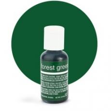 Гелевый краситель Chefmaster forest green / зелёный лес, 20 гр (США)