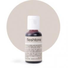 Гелевый краситель CHEFMASTER fleshtone / телесный, 20 гр (США)