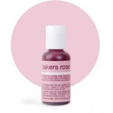 Гелевый краситель CHEFMASTER bakers rose / нежно розовый, 20 гр (США)