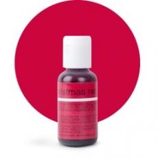 Гелевый краситель CHEFMASTER x-mas red / рождественский красный, 21 гр (США)