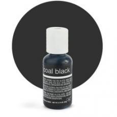 Гелевый краситель Chefmaster coal black / супер чёрный, 20 гр (США)