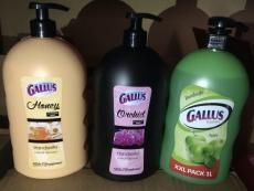 Средство для мытья посуды Gallus 1 л
