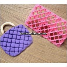 Штамп для мастики Маленькие бантики