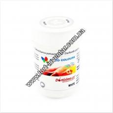 Гелевая краска Food Colours Белая 35 гр