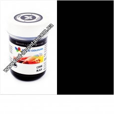 Гелевая краска Food Colours Черная 35 гр