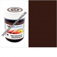 Гелевая краска Food Colours Шоколадно-коричневая 35 гр