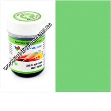 Гелевая краска Food Colours Мята 35 гр