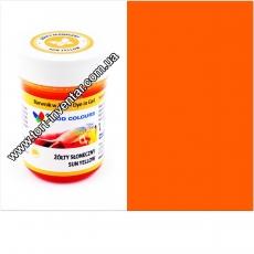 Гелевая краска Food Colours Оранж 35 гр