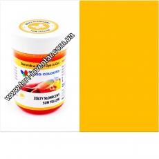 Гелевая краска Food Colours Солнечно-желтый 35 гр