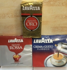 Кофе молотый Lavazza (Италия)