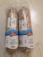 Салями свиная сыровяленая Salumeo (Италия)